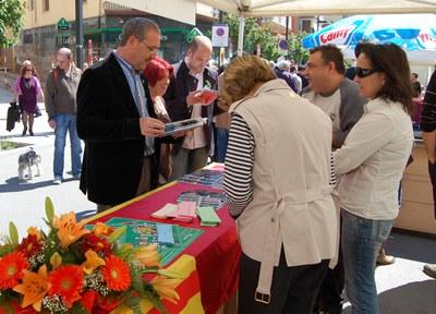 La Unió de Botiguers de Ripollet renova la seva junta.