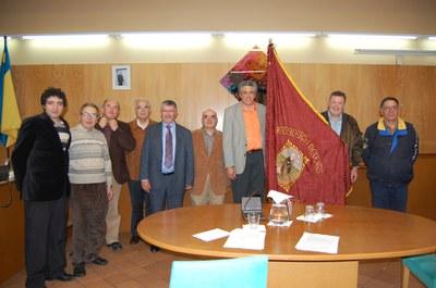 Acords del Ple del 30 d'abril de 2009Declarada d'interès turístic la Festa dels Tres Tombs.