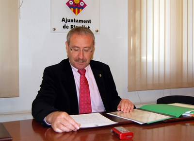 L'alcalde de Ripollet escollit membre del govern del Consorci de l'Àrea Metropolitana de Barcelona.