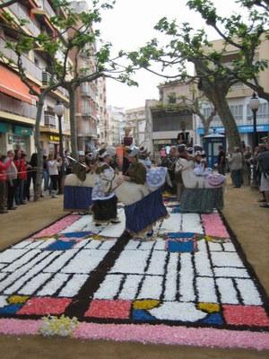 L'Associació Cultura i Tradició participa a la V Trobada de Catifaires de Catalunya.