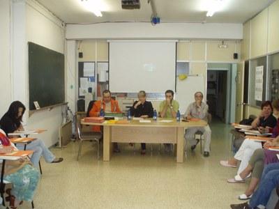 Celebrada la primera sessió del seminari Treball i aprenentatge en xarxa (TAX).