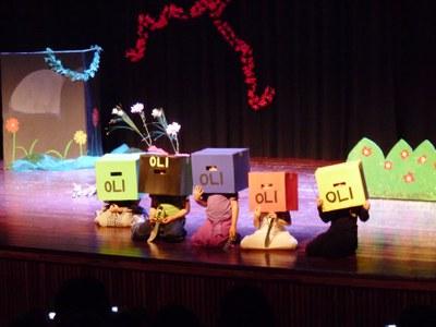 Cloenda del certamen de teatre infantil de l'EduArt.