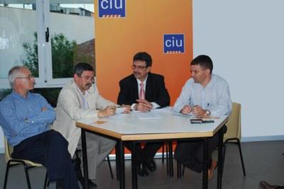 CDC de Ripollet organitza una conferència amb els comerciants de Ripollet .