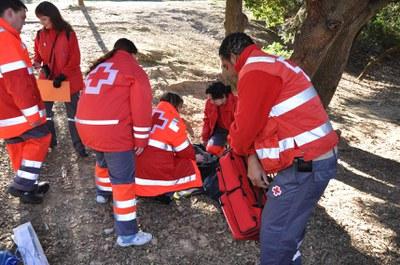 Creu Roja organitza un curs sobre l'alzheimer.