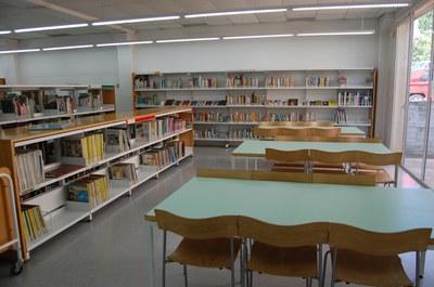 La Regidoria de Joventut obre de nou la sala d'estudi nocturn a la Biblioteca .
