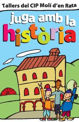 Comença el cicle de tallers infantils al CIP 'Juga amb la història'.