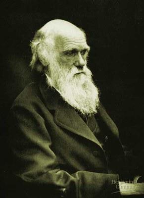 Conferència sobre Darwin i l'evolució.