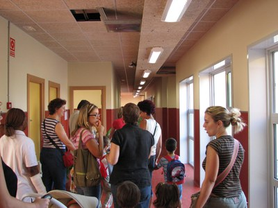 Comença la preinscripció escolar 2010-2011 a Ripollet.