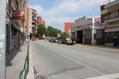 Sant Jaume, un carrer per passejar.