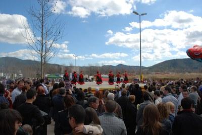 Tradició i modernitat s'apleguen al XXXIII Concurs de Migas.