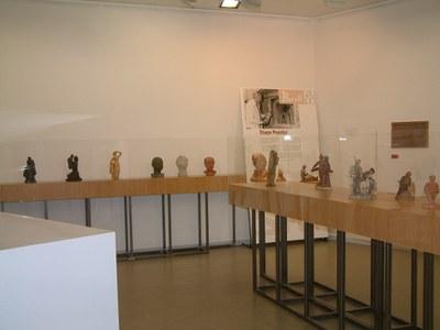 L'exposició de Brull passa les festes a Sabadell.