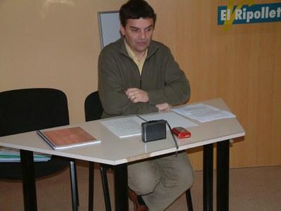 Acords de la  Junta de Govern Local del 12 de desembre de 2007 .