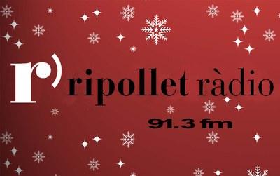 Ripollet Ràdio inicia la programació de Nadal.