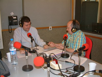 Ripollet Ràdio emet el programa número 100 de 'Vivir la Música'.