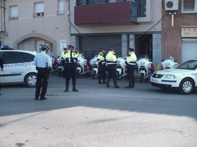 Detenen els pressumptes lladres d'un supermercat de Ripollet i d'una desena de comerços del Vallès.