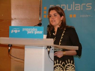 El PP celebra a Ripollet una trobada comarcal d'afiliats.