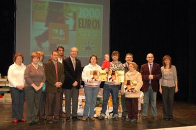 La Unió de Botiguers de Ripollet regala 6.000 euros en compres .