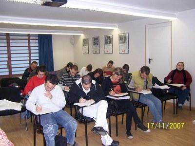 Creu Roja obre les inscripcions als nous cursos 2008.