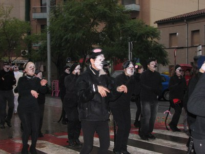 El Carnaval 2008 a Ripollet.