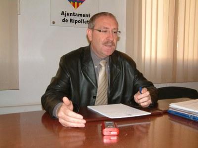 Prèvia del Ple municipal de 31 de gener de 2008.