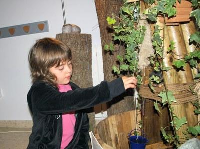La Casa de Natura prepara l'Agenda de Primavera.