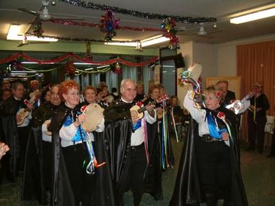 El Casal d'Avis de Ripollet celebra el seu Carnaval.