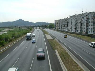 La Generalitat crearà un carril bus a la C-58 entre Ripollet i Meridiana.