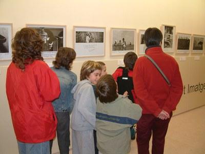 El Martinet presenta una mostra fotogràfica amb ulls a la solidaritat.