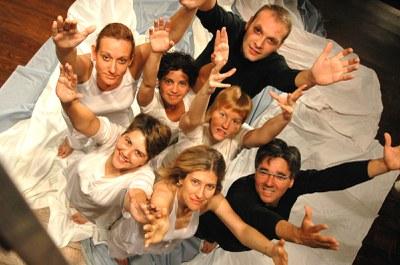 Amics del Teatre actua al Valentí Velilla.
