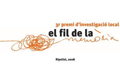 EMA Publicacions convoca la tercera edició del Fil de la Memòria.