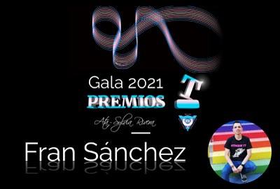El regidor Fran Sánchez és guardonat amb el Premi T de l'Associació de persones Trans d'Andalusia-Sylvia Rivera (ATA).