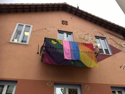 L'Ajuntament se suma al Dia de la Visibilitat Bisexual.
