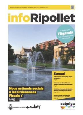 Revista InfoRipollet número 252 (novembre 2019)