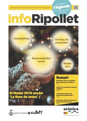Revista InfoRipollet número 253 (desembre 2019)
