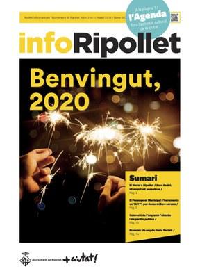 Revista InfoRipollet núm. 254 (Nadal 2019 - gener 2020)