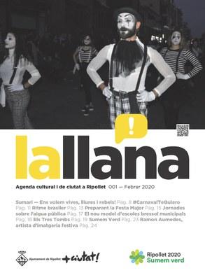 Revista lallana núm. 001 - febrer de 2020