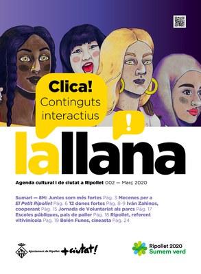 Revista lallana núm. 002 - març de 2020