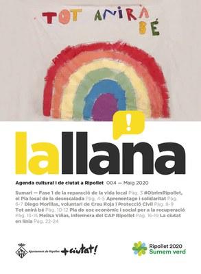 Revista lallana núm. 004 - maig de 2020 - #ObrimRipollet