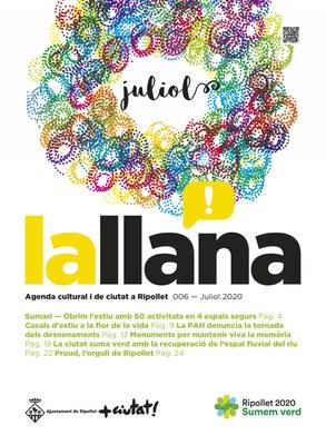 Revista lallana núm. 006 - juliol de 2020 - Obrim l'estiu juliol