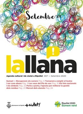 Revista lallana núm. 007 - setembre de 2020 - Obrim l'estiu setembre