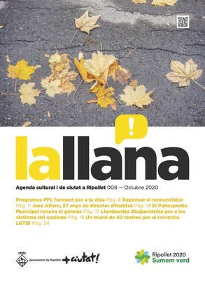 Revista lallana núm. 008 - octubre de 2020