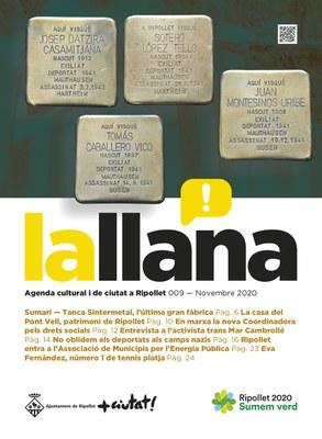 Revista lallana núm. 009 - novembre de 2020