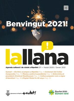 Revista lallana núm. 011 - Nadal 2020 - gener 2021