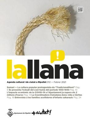 Revista lallana núm. 012 - febrer 2021