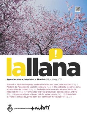 Revista lallana núm. 015 - maig 2021