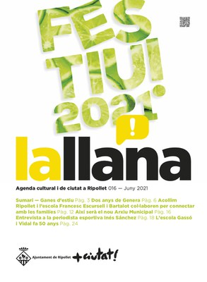 Revista lallana núm. 016 - juny 2021