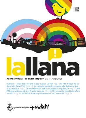 Revista lallana núm.  017 - juliol 2021