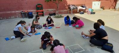 Pla Educatiu d'Entorn - Taller de suport d'acció comunitària