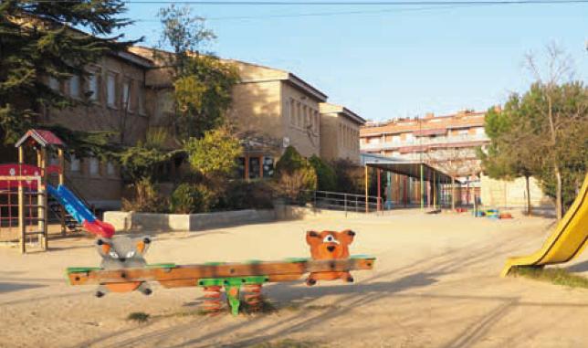 Escola Josep Mª Ginesta