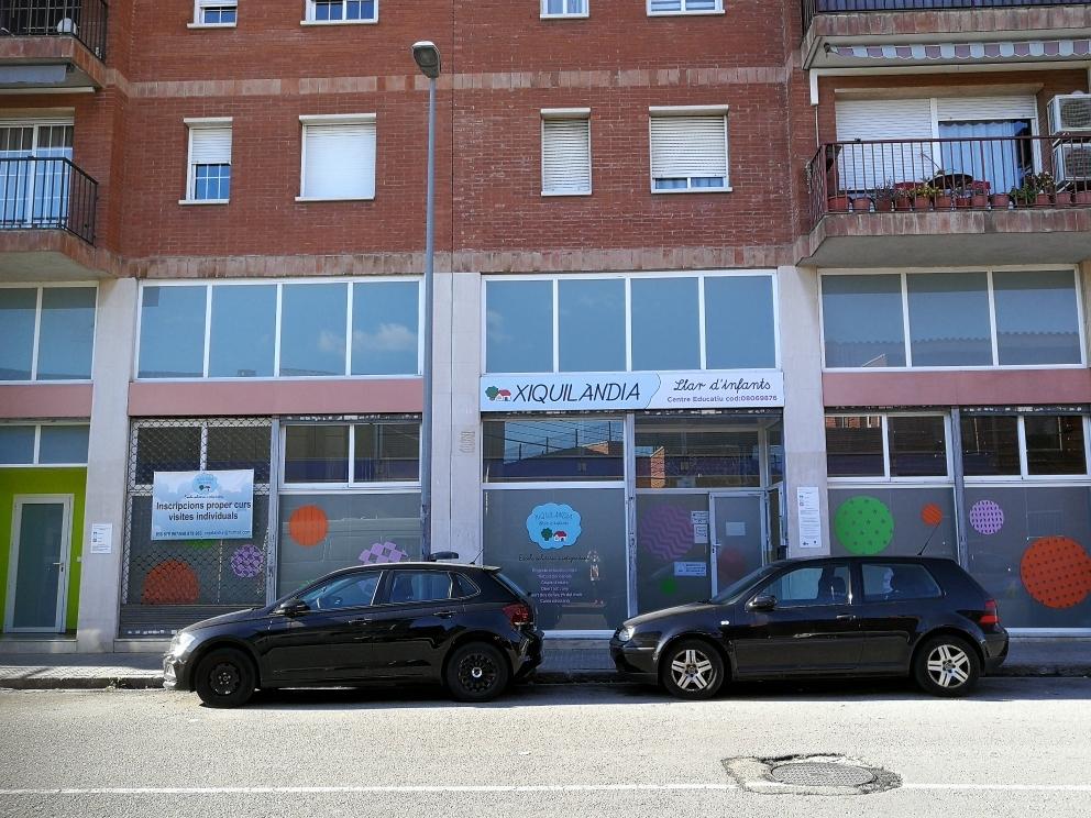 Llar d'infants Xiquilandia imatge de la façana